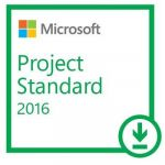 Лицензия ESD Microsoft Project 2016 Standard ALL LNG Z9V-00342