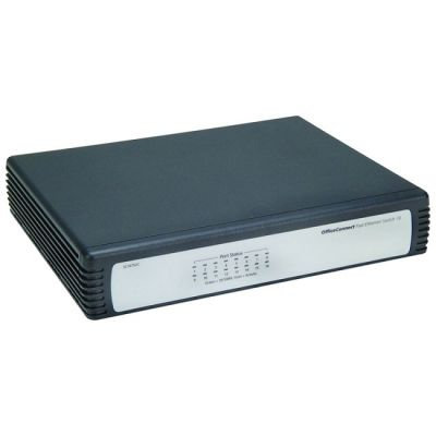 ���������� HP 1405-16 Desktop Switch (16 ports 10/100 RJ-45, Auto MDI/MDIX, Unmanaged) JD858A