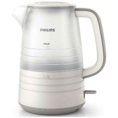 Электрический чайник Philips HD 9336/21 белый/бежевый