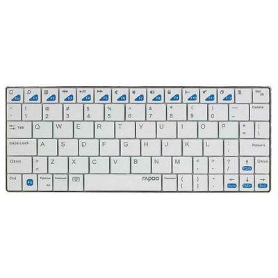 Клавиатура Rapoo E6300 белый