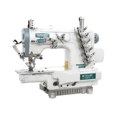 Швейная машина Siruba C007KD-W122-356/CH/UTR