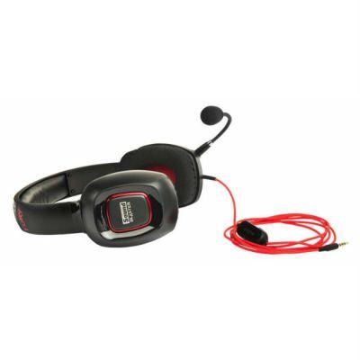 Наушники с микрофоном Creative Sound Blaster Tactic 3D Fury черный/красный