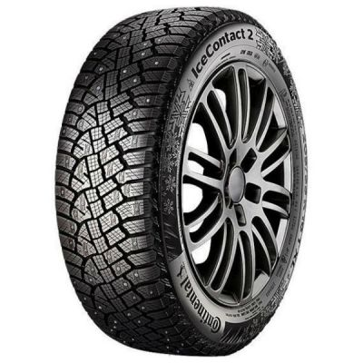 Зимняя шина Continental ContiIceContact 2 KD Шипы 215/55 R17 98T 347029