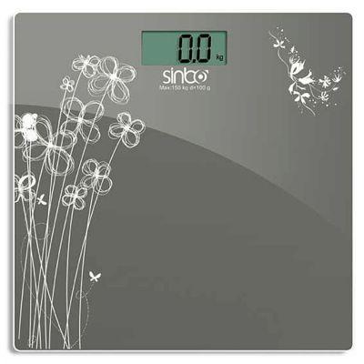 Весы напольные Sinbo SBS-4427 (серый)