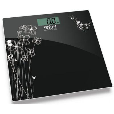 Весы напольные Sinbo SBS-4427 (черный)
