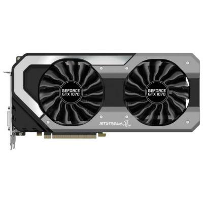Видеокарта Palit PCI-E PA-GTX1070 SUPER JETSTREAM 8G NE51070S15P2-1041J