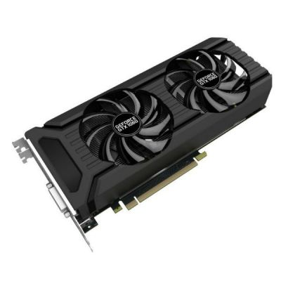 Видеокарта Palit PCI-E PA-GTX1060 DUAL 6G NE51060015J9-1060D