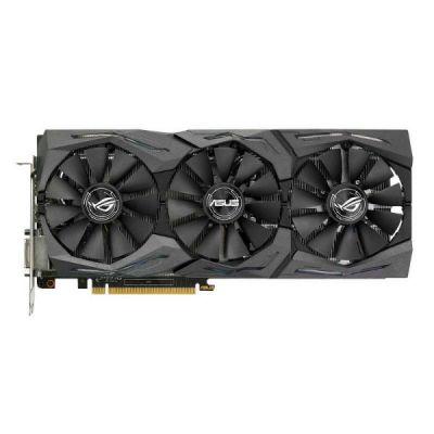 Видеокарта ASUS PCI-E STRIX-GTX1070-O8G-GAMING STRIX-GTX1070-O8G-GAMING