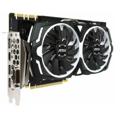 Видеокарта MSI PCI-E GTX 1080 ARMOR 8G OC nVidia GeForce GTX 1080 GTX 1080 ARMOR 8G OC