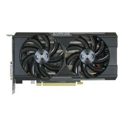 Видеокарта Sapphire PCI-E 11240-04-20G DUAL-X OC VERSION (UEFI) AMD Radeon R7 370 4096Mb 256bit GDDR5 985/5600 DVIx2/HDMIx1/DPx1/HDCP Ret 11240-04-20G