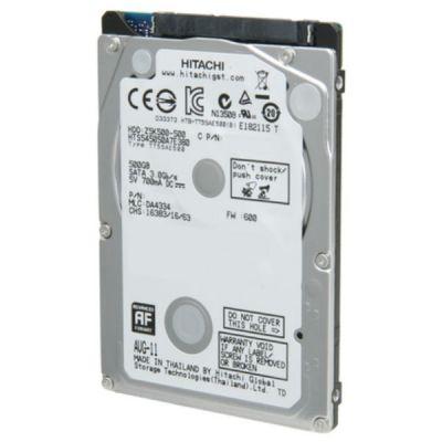 Жесткий диск HGTS SATA-II 500Gb HTS545050A7E380 0J11285