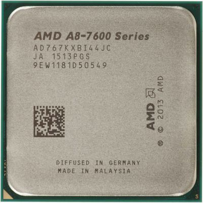 Процессор AMD Athlon X4 860K FM2+ (3.7GHz) Box AD860KXBJASBX