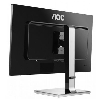 Монитор AOC U2477PWQ черный