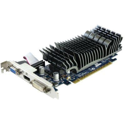 ���������� ASUS PCI-E 210-SL-TC1GD3-L nVidia GeForce 210 512Mb 32bit DDR3 589/1200 DVIx1/HDMIx1/CRTx1/HDCP Ret 210-SL-TC1GD3-L