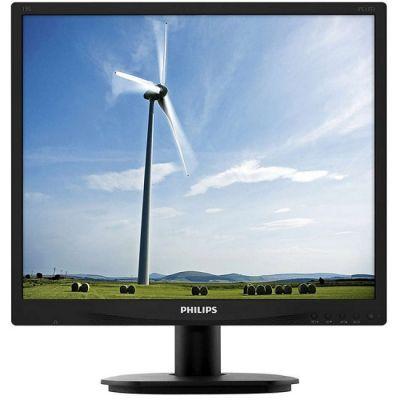 Монитор Philips 19S4QAB (00/01) черный
