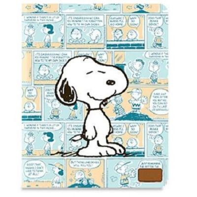 Чехол iLuv для Apple iPad mini Snoopy синий (ILUV-ICA8J389BLU)