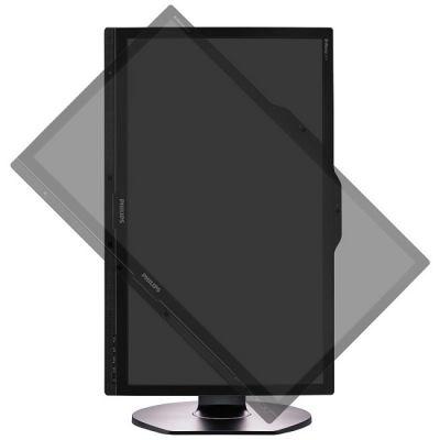 Монитор Philips 241P6VPJKEB (00/01) черный