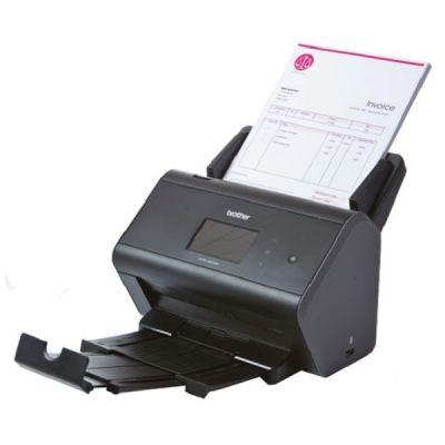 Сканер Brother ADS-2800W ADS2800WUX1