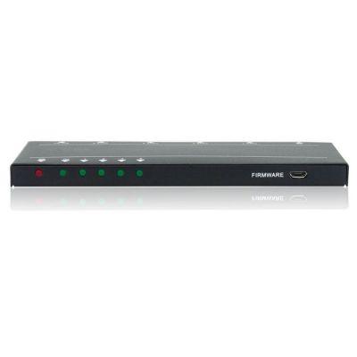 Digis Усилитель-распределитель 1x4 HDMI, 4K SMI14