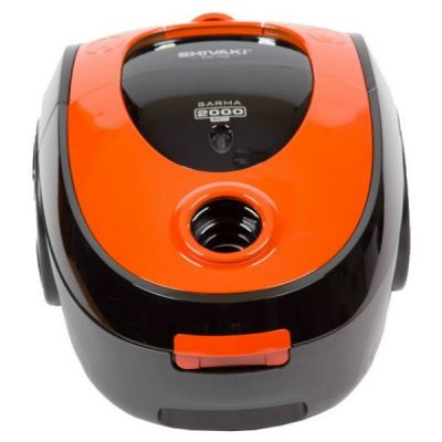 Пылесос Shivaki SVC-1435O 2000Вт оранжевый/черный