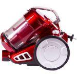 Пылесос Shivaki SVC-1764R 1600Вт красный/черный