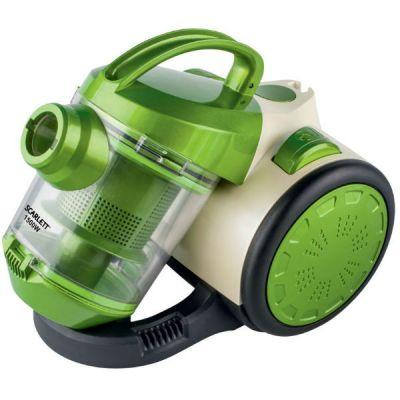 Пылесос Scarlett SC-VC80C01 1500Вт зеленый