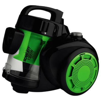 Пылесос Scarlett SC-VC80C09 1200Вт зеленый/черный