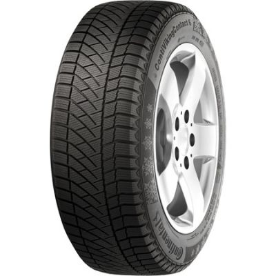 Зимняя шина Continental ContiVikingContact 6 195/65 R15 95T XL 344605