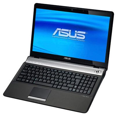 Ноутбук ASUS N61Vn P8800 Windows 7