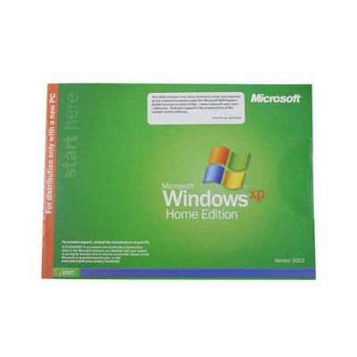 Программное обеспечение Microsoft Windows xp Home Edition SP3 oei (Rus) N09-02342