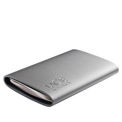 Внешний жесткий диск LaCie Mobile Hard Drive by Starck 320GB 301891