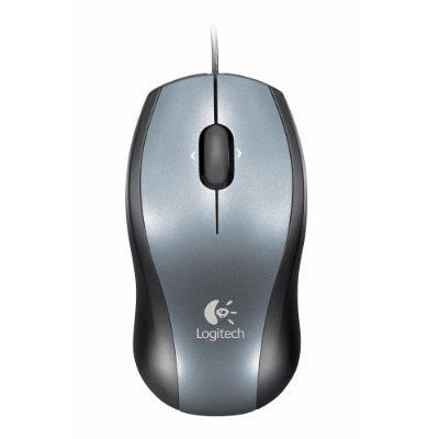 Мышь проводная Logitech V100 Optical Mouse for Notebooks USB 931641-0914