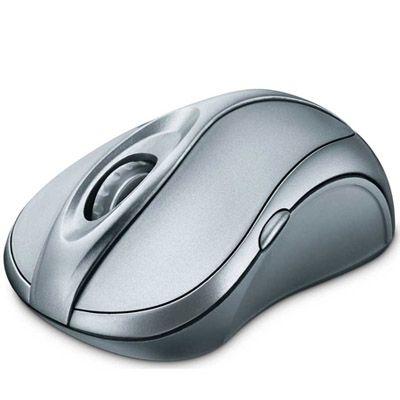 Мышь Microsoft Laser 6000 USB Moonlite Silver B5W-00013