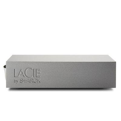 """Внешний жесткий диск LaCie Desktop Hard Drive by Starck 2000GB 3.5"""" USB 2.0 301889EK"""