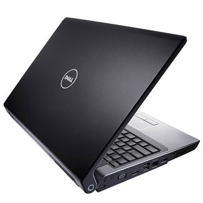 Ноутбук Dell Inspiron 1750 T6500 Black