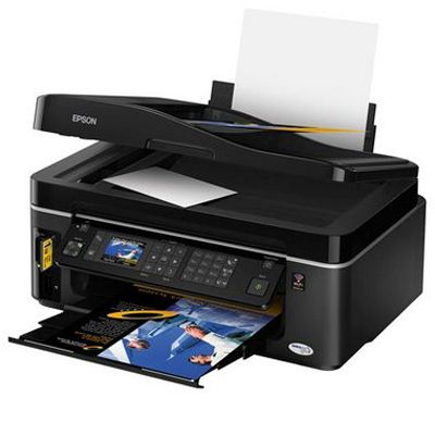 МФУ Epson Stylus Office TX600FW C11CA18321
