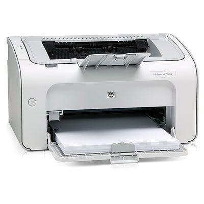 Принтер HP LaserJet P1005 CB410A