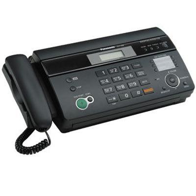 Факсимильный аппарат Panasonic KX-FT988 KX-FT988RU-B