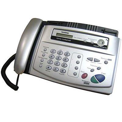 Факсимильный аппарат Brother FAX-335MCS FAX335SR