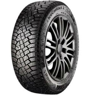 Зимняя шина Continental ContiIceContact 2 KD SSR Шипы 225/50 R17 94T 347177