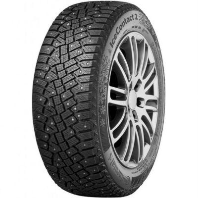 Зимняя шина Continental ContiIceContact 2 SUV KD Шипы 265/60 R18 114T 347129