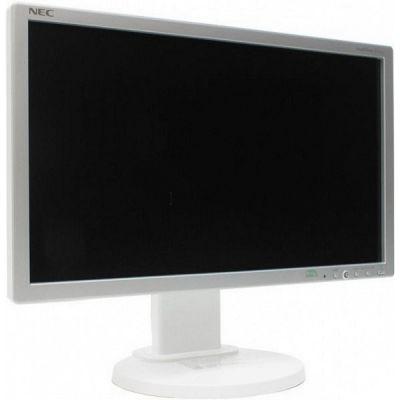 Монитор Nec MultiSync E203Wi-Silv/White