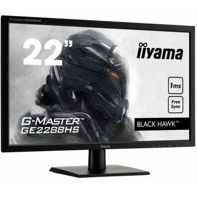 Монитор Iiyama GE2288HS-B1 черный