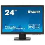 Монитор Iiyama X2485WS-B3 черный