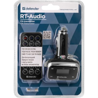 FM-трансмиттер Defender RT-Audio