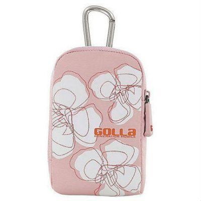 Сумка Golla для фотоаппарата G-694 Isle Digi Bags розовый