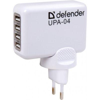 �������� ���������� Defender ��� 4-� USB, 2� UPA-04 ����� 83521