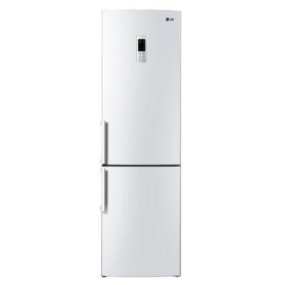 Холодильник LG GA-B489YVDL белый (двухкамерный)