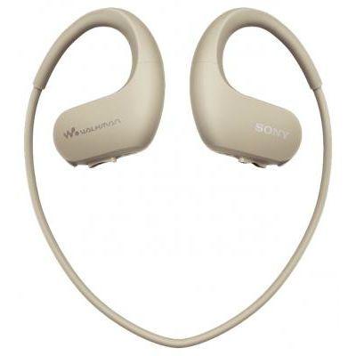 Аудиоплеер Sony NW-WS413 бежевый