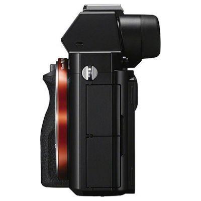 Зеркальный фотоаппарат Sony SONY ILCE-7SB (сменная оптика)